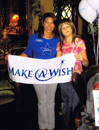 make a wish Brielle