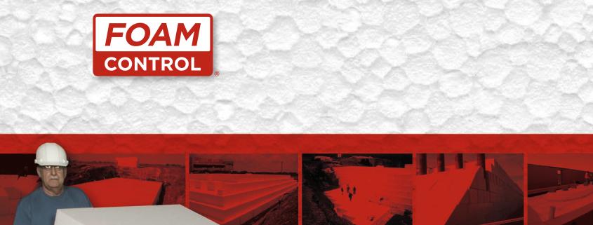 Foam Control-Geofoam Brochure